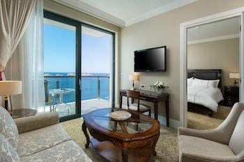 Deluxe Süit, Balkon, Deniz Manzaralı
