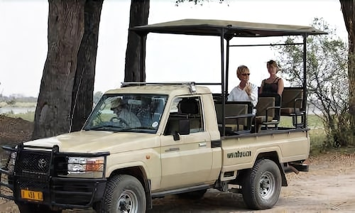 Ndhovu Safari Lodge - Campground, Mukwe