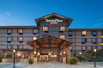 Hotel - TownePlace Suites Albuquerque North