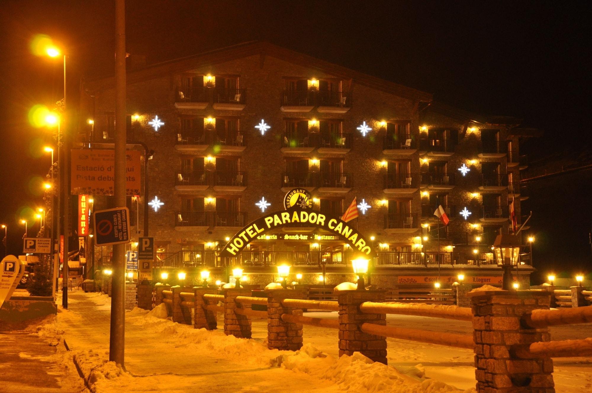 Hotel Canaro & Ski,