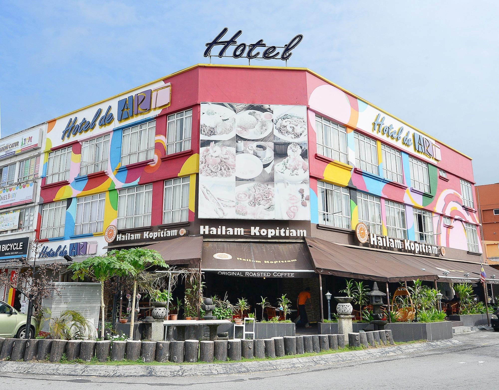 Hotel de Art Section 7 Shah Alam, Kuala Lumpur