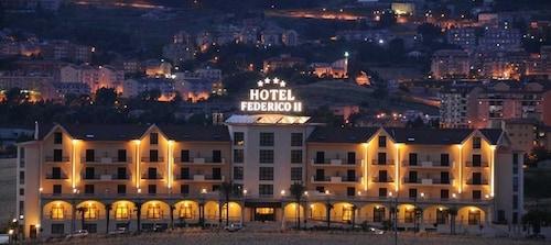 . Federico II Palace Hotel