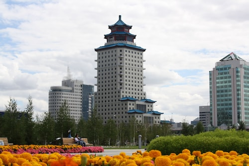 . Beijing Palace Soluxe Hotel Astana
