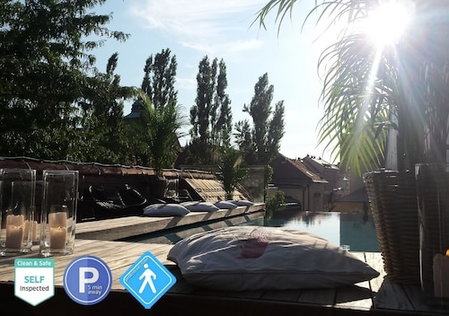 . Vander Urbani Resort – a Member of Design Hotels