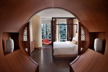 Presidential Shangri-La Suite, Balcony