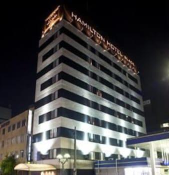 Hotel - Hamilton Hotel Black