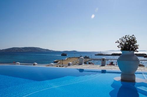 Olia Hotel, South Aegean