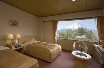 Twin Room, Non Smoking, Mt. Fuji View (West Build.)
