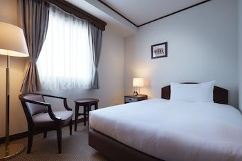 【本館】シングルルーム|18㎡|松本ホテル花月