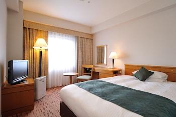 セミダブルルーム 禁煙 18㎡ 広島エアポートホテル