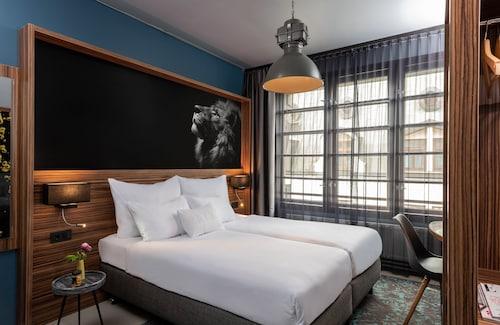 . NYX Hotel Prague by Leonardo Hotels