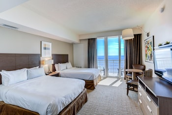 Guestroom at Oceanaire by Diamond Resorts in Virginia Beach