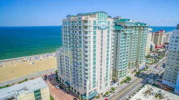 Beach/Ocean View at Oceanaire by Diamond Resorts in Virginia Beach