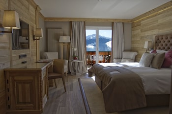 Superior Double Room, Balcony, Mountain View