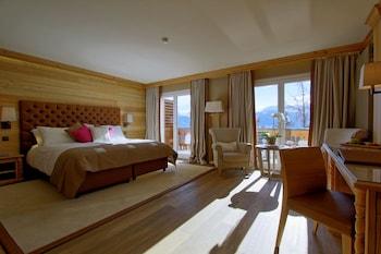 Deluxe Double Room, Balcony, Mountain View