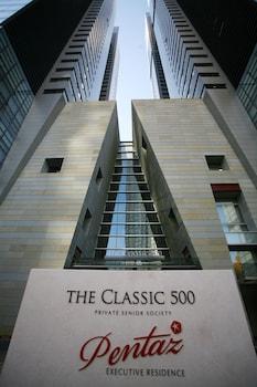 ザ クラシック 500