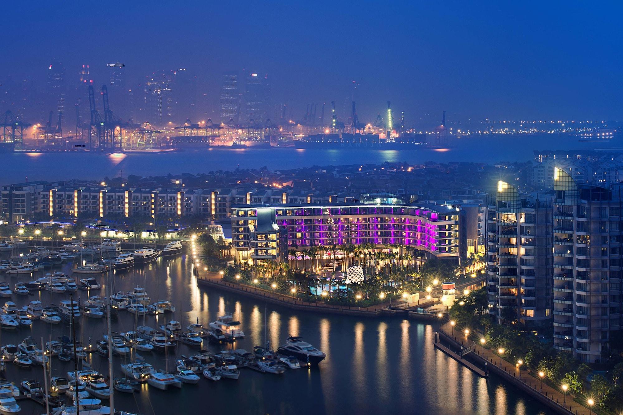W Singapore - Sentosa Cove, Pulau Sentosa