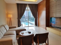 Premier 3 Bedroom with Private Pool A (Check in at D\'esplanade Residence)