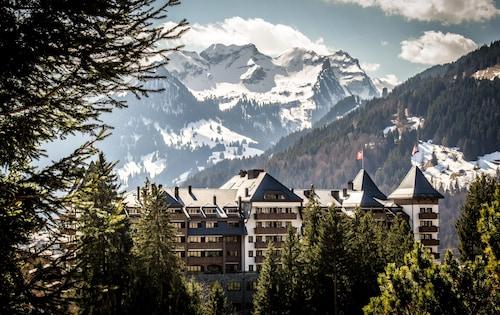 The Alpina Gstaad, Saanen