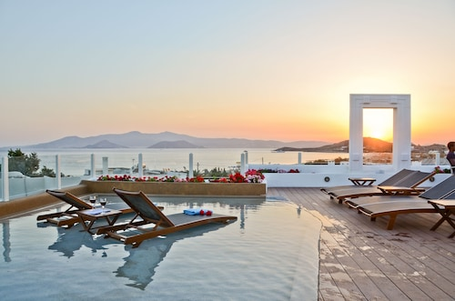 . Naxos Island Hotel