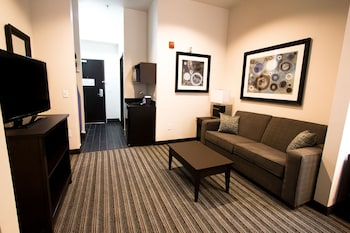 Deluxe Suite, Accessible, Non Smoking (Hearing)
