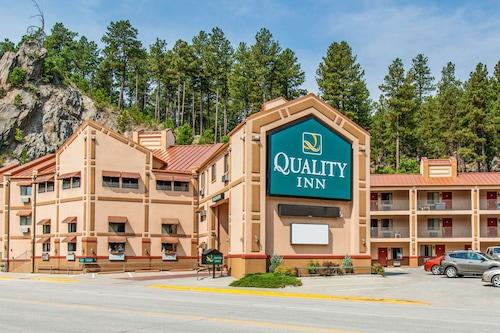. Quality Inn Keystone near Mount Rushmore