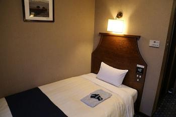 ビジネス シングルルーム シングルベッド 1 台 禁煙|10㎡|ホテルニューステーション