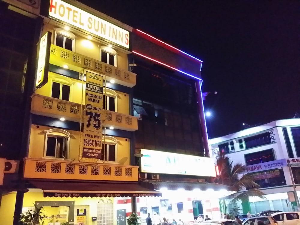 サン インズ ホテル デマインド 1 セリ ケンバンガン
