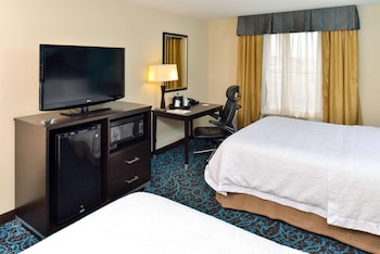 Handicap Accessible, Non-Smoking, Double Queen Room