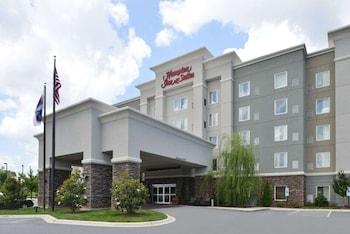 北卡羅來納格林斯伯勒體育館區歡朋套房飯店 Hampton Inn & Suites Greensboro/Coliseum Area, NC
