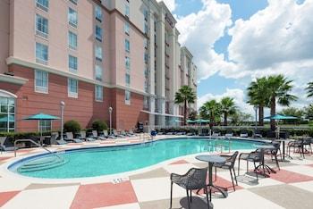 佛羅里達奧蘭多機場蓋特威村歡朋套房飯店 Hampton Inn & Suites Orlando Airport @ Gateway Village, FL
