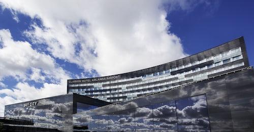 . Clarion Hotel Arlanda Airport Terminal