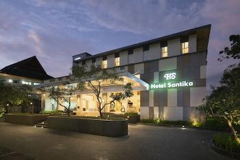Hotel - Hotel Santika Mataram - Lombok