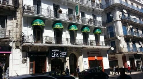 Samir Hotel, Bouzareah