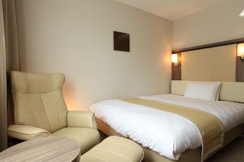 スタンダード ダブルルーム禁煙 (20平米)|20㎡|ダイワロイネットホテル札幌すすきの