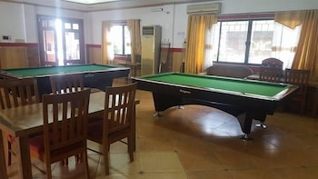 Woodland Hotel Pampanga Billiards