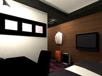 リニューアル セミダブルルーム 喫煙|14㎡|ホテルアセント福岡