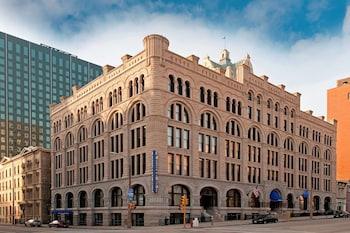 密爾沃基市中心希爾頓花園飯店 Hilton Garden Inn Milwaukee Downtown