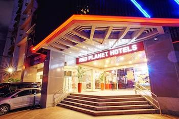 Hotel - Red Planet Makati, Manila