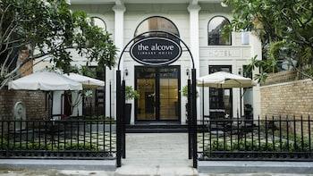Hotel - The Alcove Library Hotel