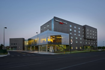 Hotel - SpringHill Suites by Marriott Denver Downtown