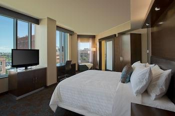 Executive Room, 1 Double Bed, Non Smoking, City View