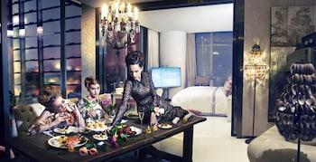 Deluxe Suite, Terrace