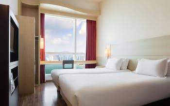 Standard Room, 2 Twin Beds, Harbor View