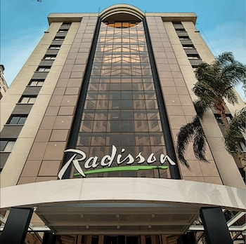 Alegre 港麗笙飯店 Radisson Hotel Porto Alegre