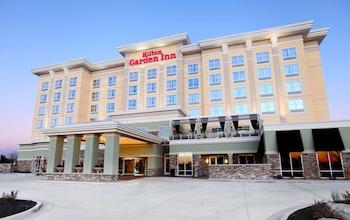 堪薩斯奧拉西希爾頓花園飯店 Hilton Garden Inn Olathe KS