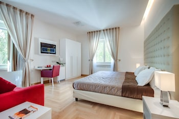Deluxe Double or Twin Room, River View