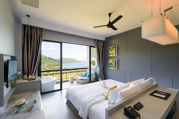 Studio Romance Ocean View with Beach Club Access
