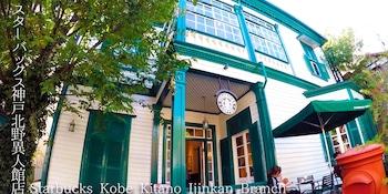 KOBE SANNOMIYA UNION HOTEL City View from Property