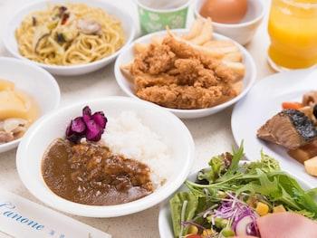 KOBE SANNOMIYA UNION HOTEL Breakfast buffet
